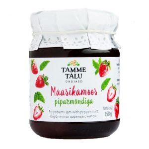 Maasikamoos piparmündiga 150g