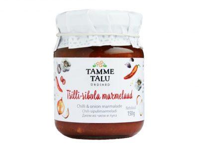 Tšilli-sibula marmelaad