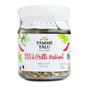 BBQ & Grilli ürdisool 85g